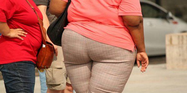 Boj proti obezite.