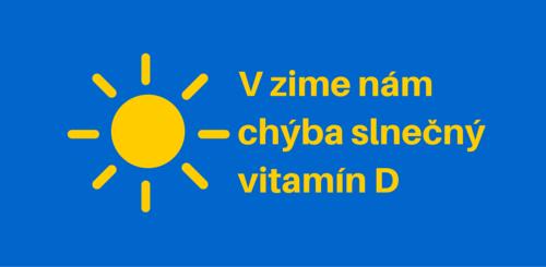 Málo slnka, málo vitamínu D